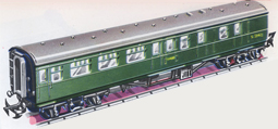 S.R. Main Line Brake 2nd Coach