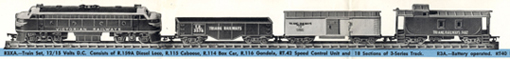 Train Set (Victorian Railways Freight) (Aust)