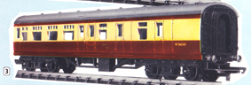 W.R. Main Line Brake 2nd Coach
