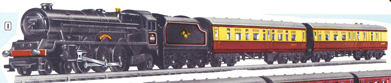 B.R. Main Line Passenger Train Set