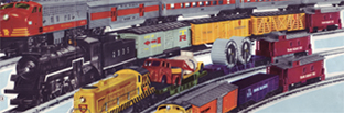 Freight Train Set
