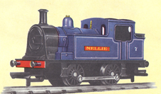 0-4-0 Industrial Locomotive - Nellie