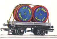 Cable Drum Wagon