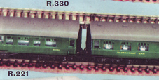 S.R. Main Line Composite Coach