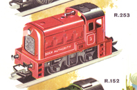 Dock Authority Diesel Shunter