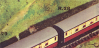 B.R. Main Line Brake 2nd Coach