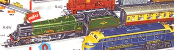 TransAustralia Train Set - R.4W