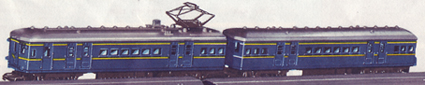 TransAustralia Train Set - R.4X