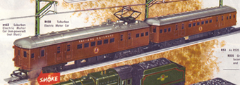 TransAustralia Train Set - R.4Y