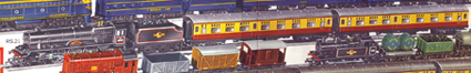 TransAustralia Train Set - RS.21