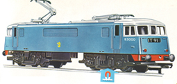 Class E.3000 Electric Locomotive