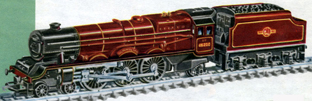 Class 8P Locomotive - The Princess Royal