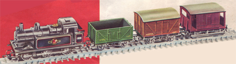 Freight Set
