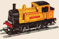 0-4-0 Industrial Locomotive - Connie