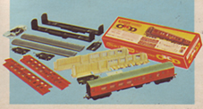 B.R. Brake 2nd Coaches x 2 - Assembly Pack