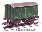 Closed Van
