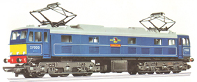 Class EM2 Electric Locomotive - Electra