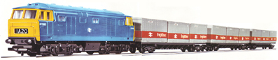 Freightliner Train (Hymek)