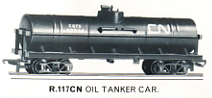 C.N. Oil Tanker (Black)
