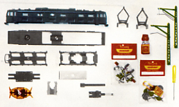 Class EM2 Electric Locomotive - Electra - Assembly Pack