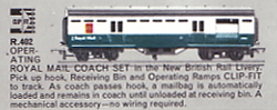 B.R. Operating Royal Mail Coach Set