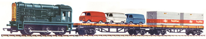 Rail Freight Set