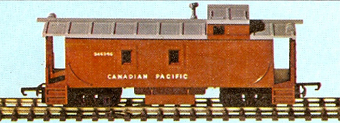 Canadian Pacific Caboose (Canada)