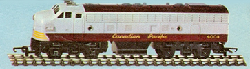 Canadian Pacific Diesel (Canada)