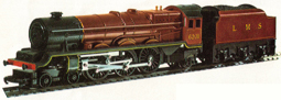Princess Royal Class Locomotive - Princess Elizabeth