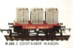 B.R. 3 Container Wagon