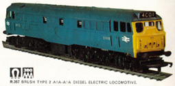 Brush Type 2 Diesel Electric Locomotive
