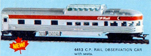 C.P. Rail Observation Car (Canada)