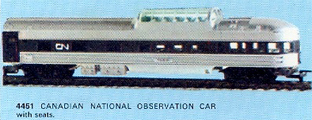 Canadian National Observation Car