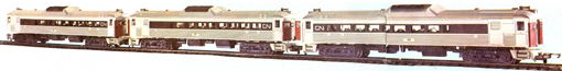 Canadian National Day-Liner Train Set (Canada)