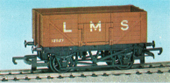 L.M.S. Goods Wagon with Opening Doors