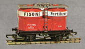 Fisons Fertiliser Wagon