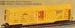 Canadian Pacific Stock Car (Canada)