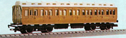 L.N.E.R. Composite Clerestory Coach