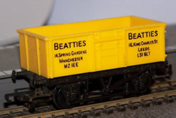 Beatties Mineral Wagon