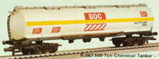 B.O.C. 100 Ton Chemical Tanker