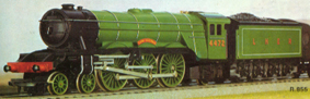 Class A3 Locomotive - Flying Scotsman