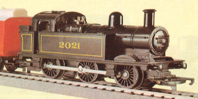 0-6-0 Tank Locomotive