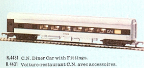 Canadian National Diner Car (Canada)