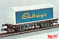 Cadbury Closed Van