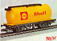 Shell Tank Wagon