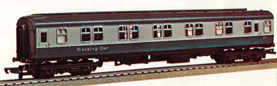 B.R. Second Class Sleeping Car (SLSTP)