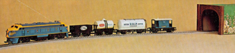 Inter-Capital Freighter Set (Aust)