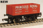 Princess Royal 7 Plank Wagon