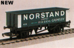 Norstand Mineral Wagon