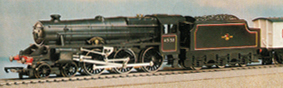 Class 5 Locomotive - Black Five